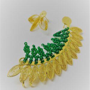 Gold revenne Jewelry 2017 Manschettenkn/öpfe