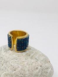 bead_navy_ring2