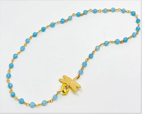 blue crystal anklet1